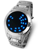 Oberon Silver Bleu