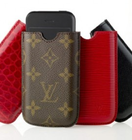 etui iphone louis vuitton cuir
