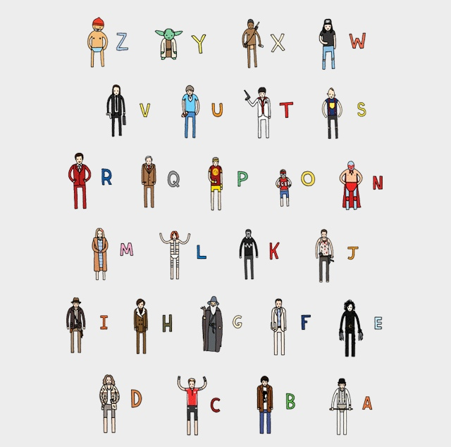 Alphabet geek